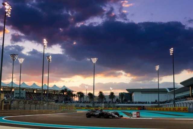 Kevin Magnussen - Haas - Abu Dhabi - Carrera