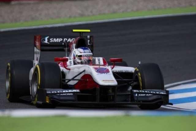 Sergey Sirotkin - GP2
