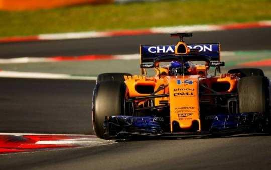 Fernando Alonso - MCL33
