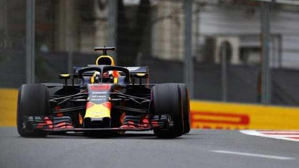 Red Bull clasificación