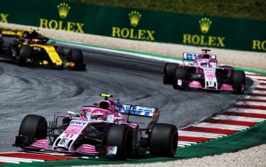 Force India Austria