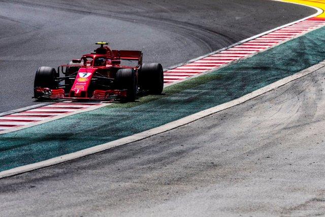 Ferrari lluvia