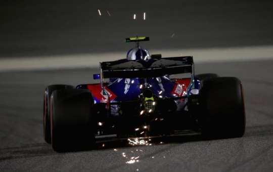 Toro Rosso Singapur