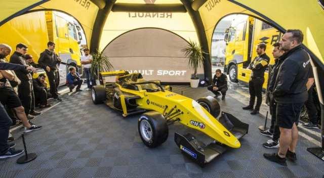 fa racing - formula renault