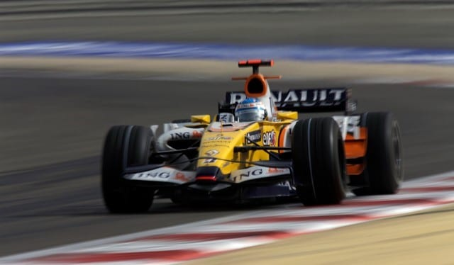 Fernando Alonso - Renault R28