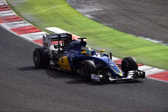 Marcus Ericsson - Sauber - Test 2016