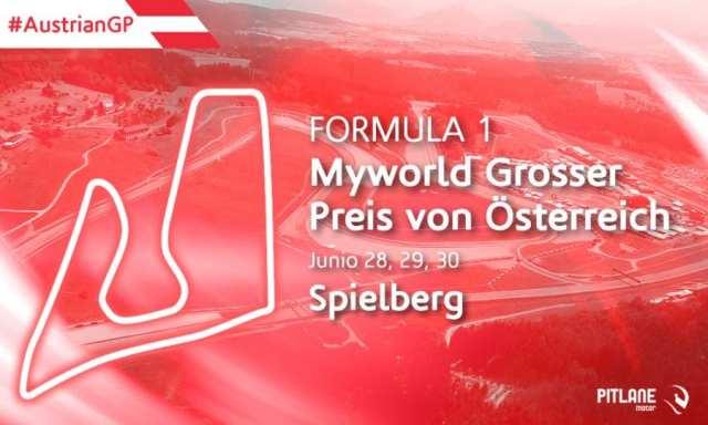Previa GP de austria 2019 f1