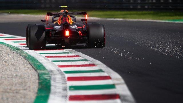 Alex Albon - Red Bull - Monza - Carrera