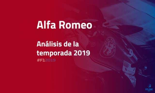 El 2019 de Alfa Romeo