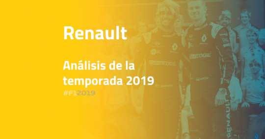 El 2019 de Renault