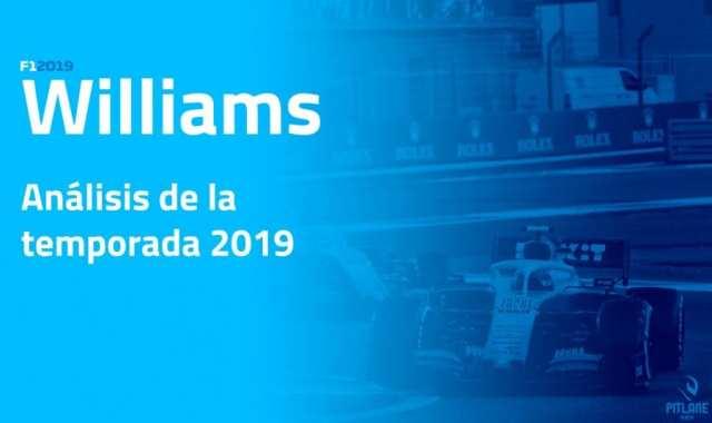 El 2019 de Williams