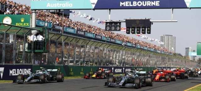 El Gran Premio de Australia podría dejar de ser la cita inaugural