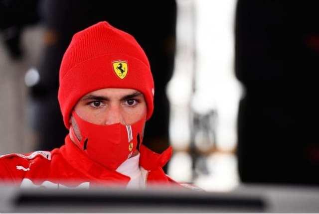 Último día de test para Carlos Sainz y Ferrari en el circuito de Jerez