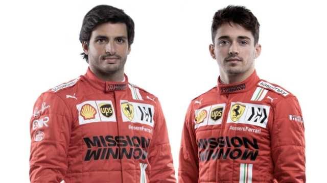 OFICIAL: Ferrari presenta su equipo de carreras para la F1 en 2021