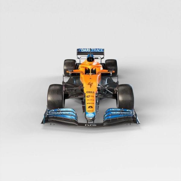 GALERÍA: Presentación del McLaren 2021