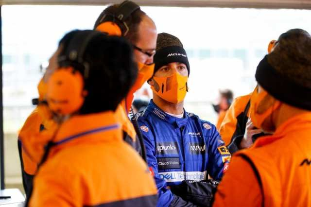 Daniel Ricciardo y las carreras de los sábados: