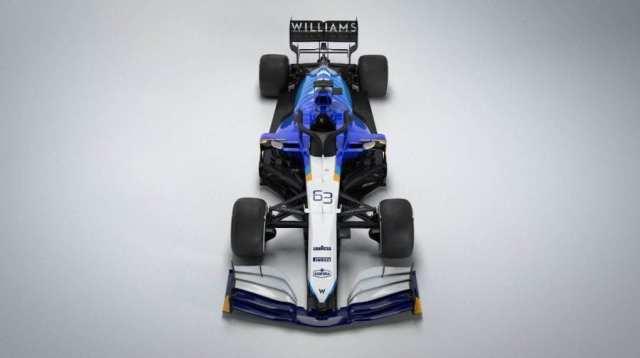 GALERÍA: Presentación del Williams 2021