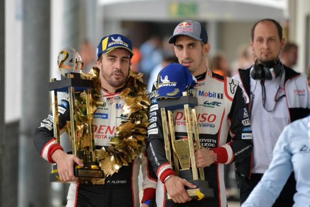 Alonso hará equipo con Barrichello