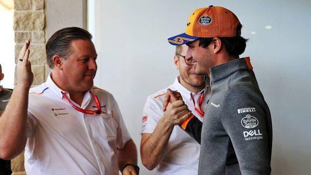 McLaren no  hará test antes de Austria