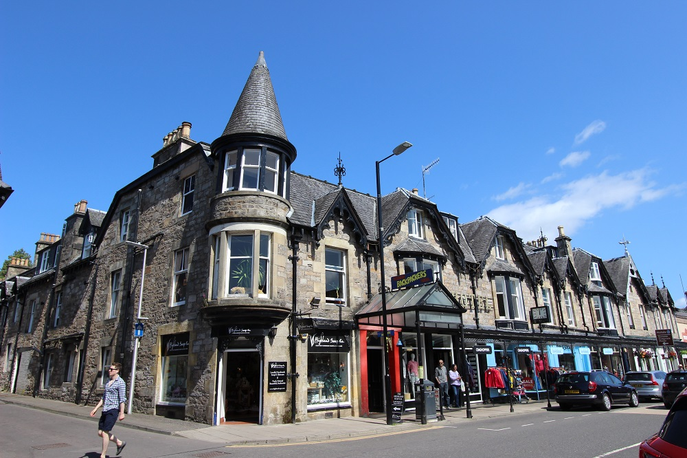 Pitlochry Backpackers Hotel Backpackers Accommodation In