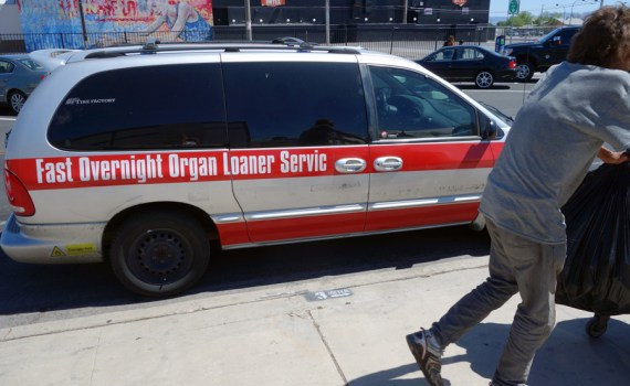Organ Loaner Servic Las Vegas
