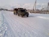 4wd Training in Kyrgyzstan - Winter04