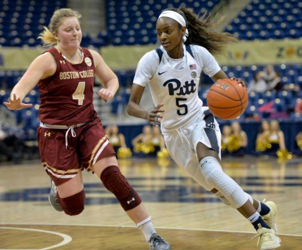 Preview: Women's basketball a work in progress - The Pitt News