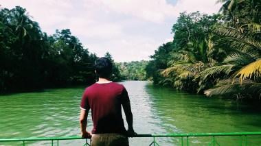 View at Loboc River