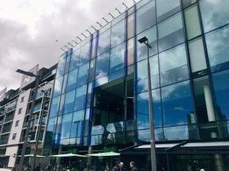 Ireland's Facebook HQ