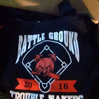 Softball sweatshirts