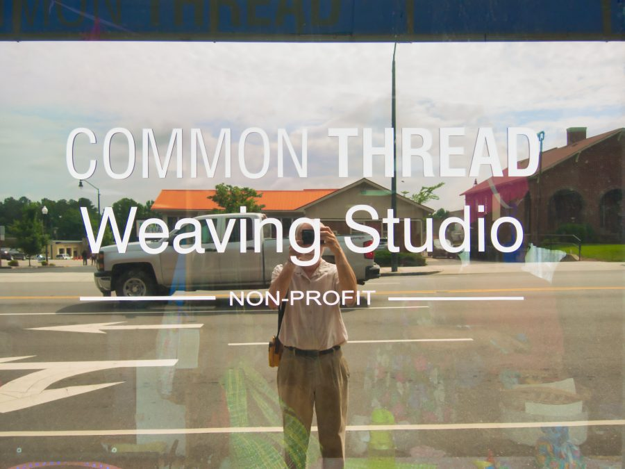 A Visit to Common Thread Weaving Studio