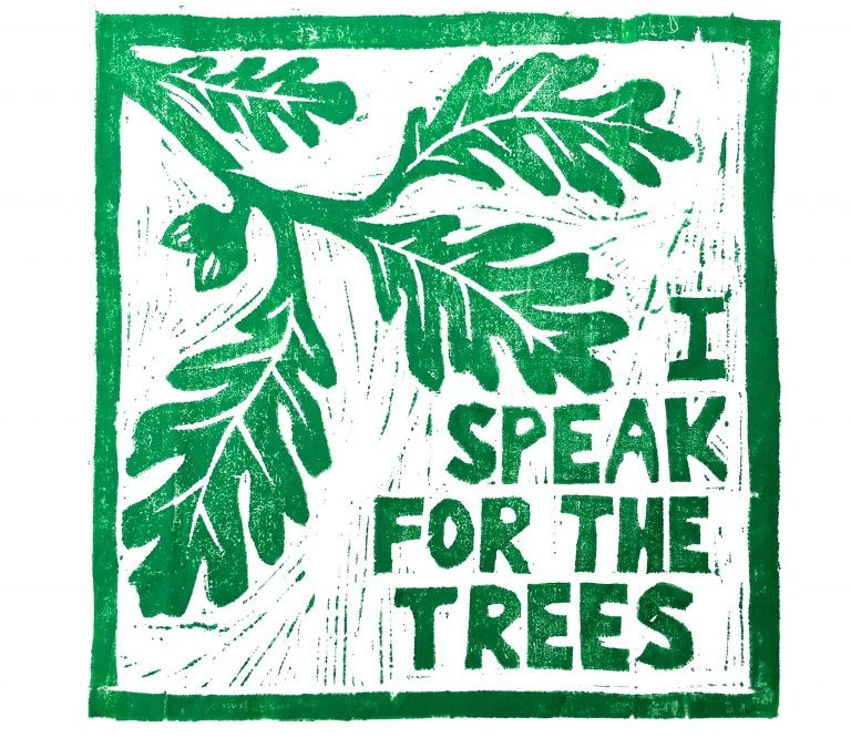 SPEAK UP for the Trees in Chatham Park