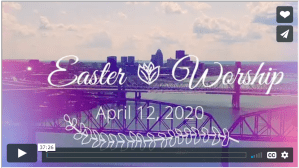 click to watch PCUSA Easter Worship