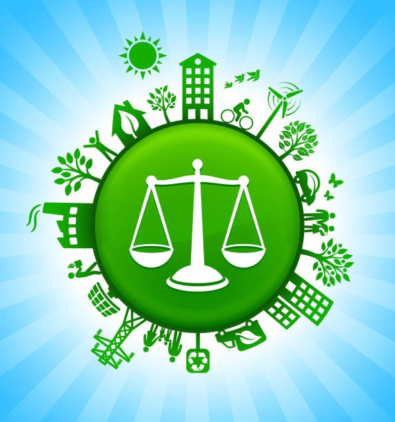 Accenting JUSTICE within the Eco-Justice Blog