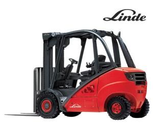 Linde Series 393  Diesel & LPG  PennWest