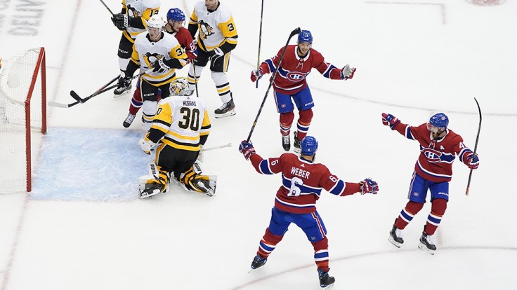 Montreal Canadiens Rally To Beat Pittsburgh Penguins, Take 2-1 ...