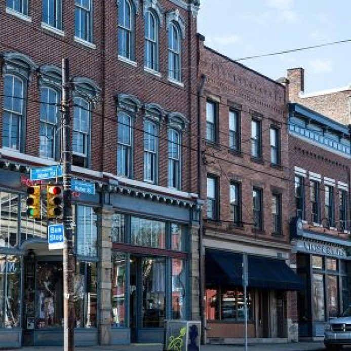 history of Lawrenceville