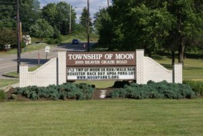 History of Moon Township