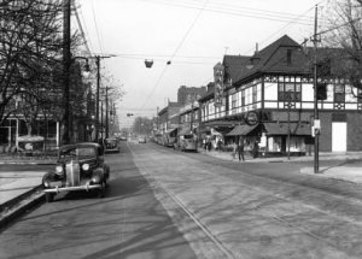 History of Squirrel Hill