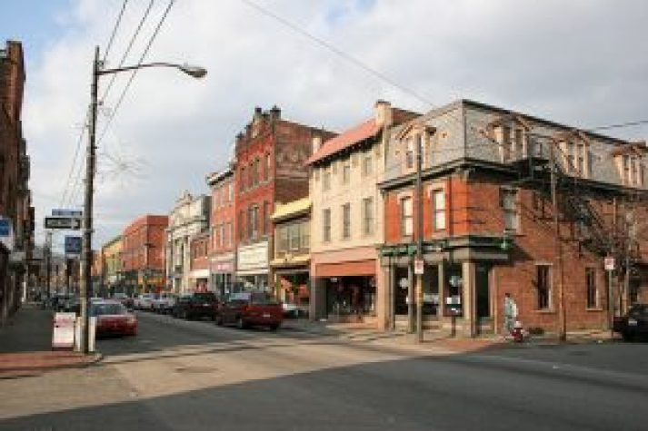 Carson Street in the South Side