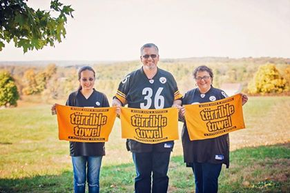 You Know You're a Steelers Fan When…