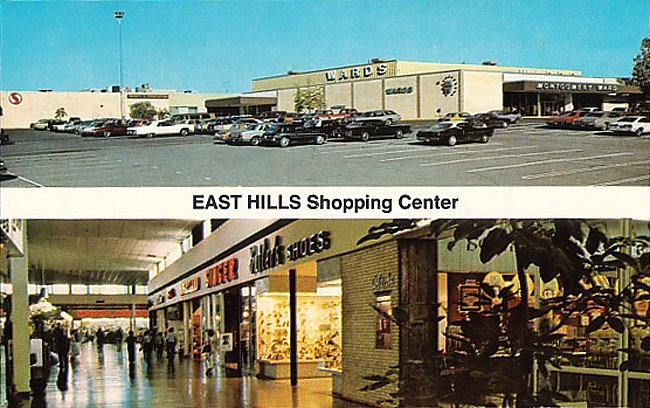 history of East Hills