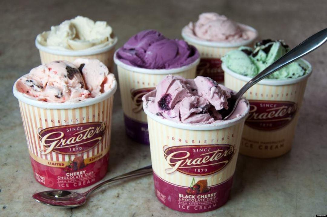 ice cream in Pittsburgh