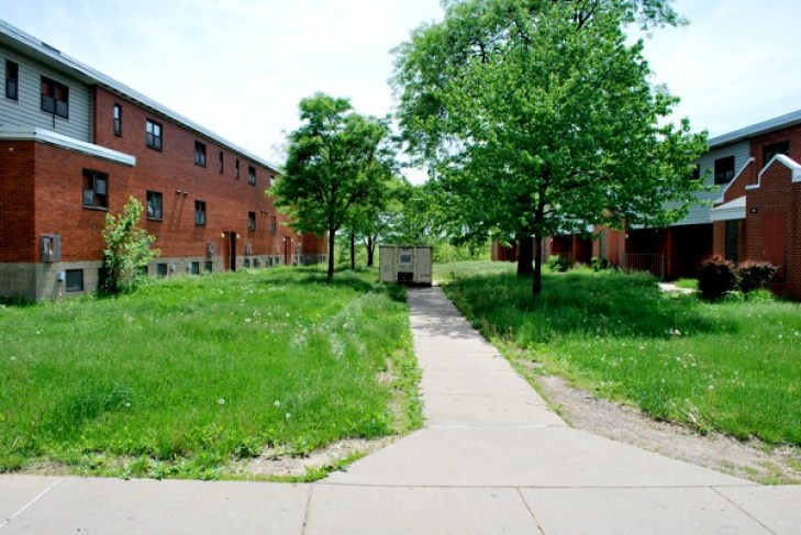 history of St. Clair