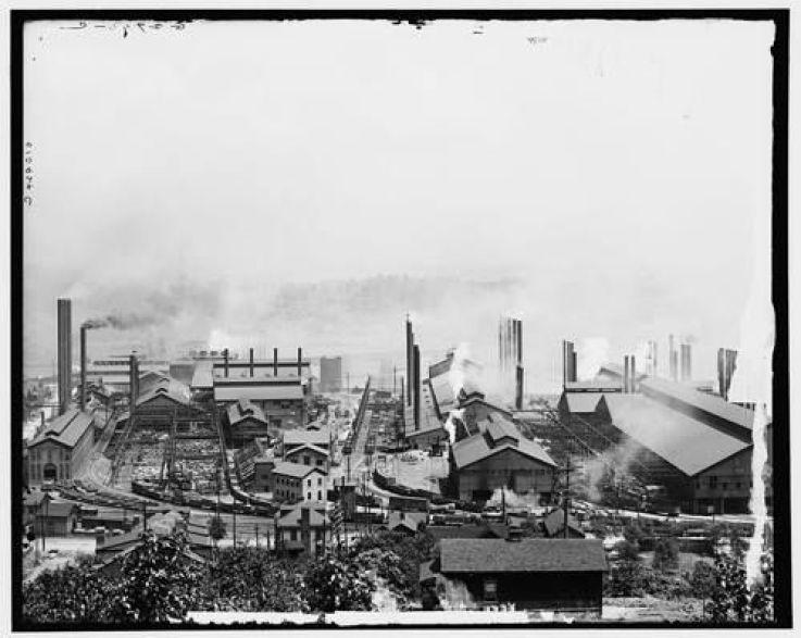 History of Homestead
