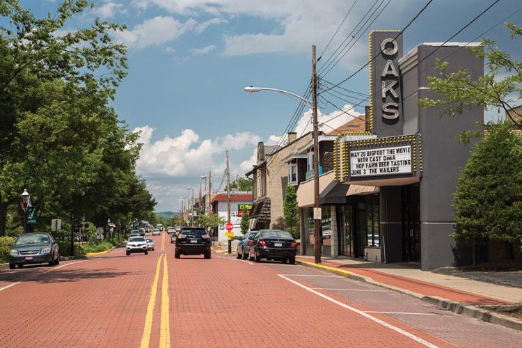 History of Oakmont