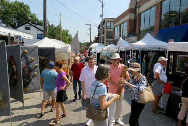 Shadyside Arts Festival