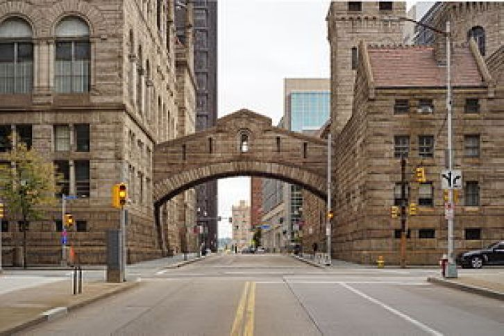 History of the allegheny county courthouse pittsburgh for 100 mural street richmond hill