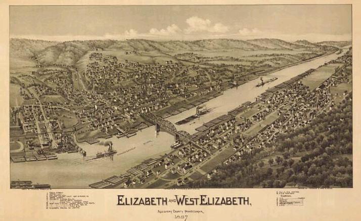 History of Elizabeth