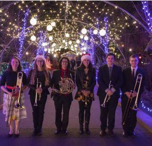 plum brass band